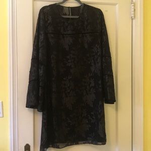 Black Laundry by Shelli Segal Dress